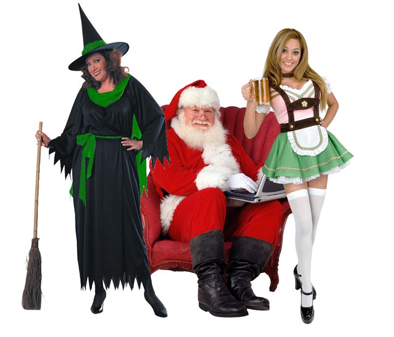Peacock Quizzes - Christmas Quiz, Halloween Quiz, St Patricks Day Quiz